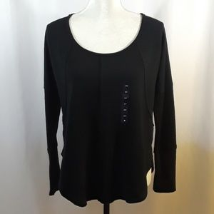 Lucky Brand Exposed Seam Thermal Top